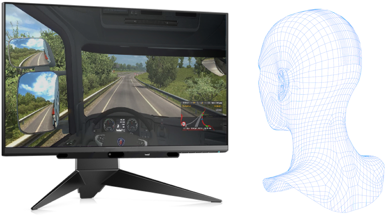 Tobii eyetracker